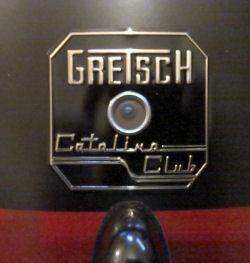 Mike Dolbear Drums Gretsch Catalina Club Mod