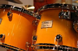 Mike Dolbear Drums Mapex Saturn Kit